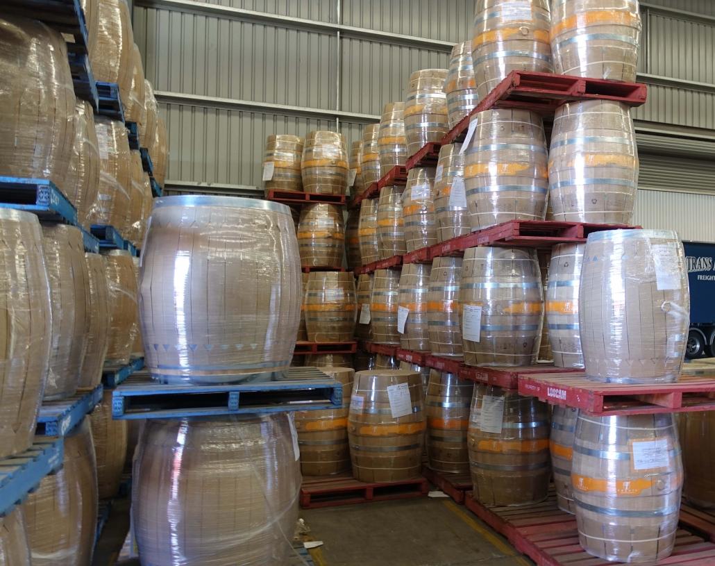 Classic Oak Products Warehouse Storage and Logistics